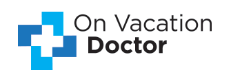 On Vaction Logo
